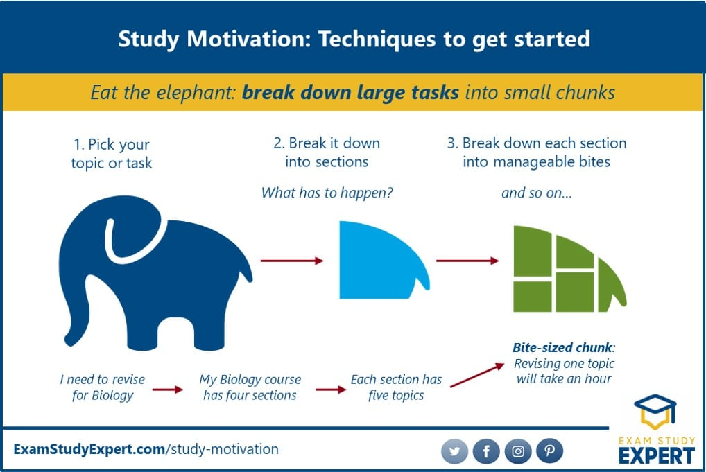 Student study motivation