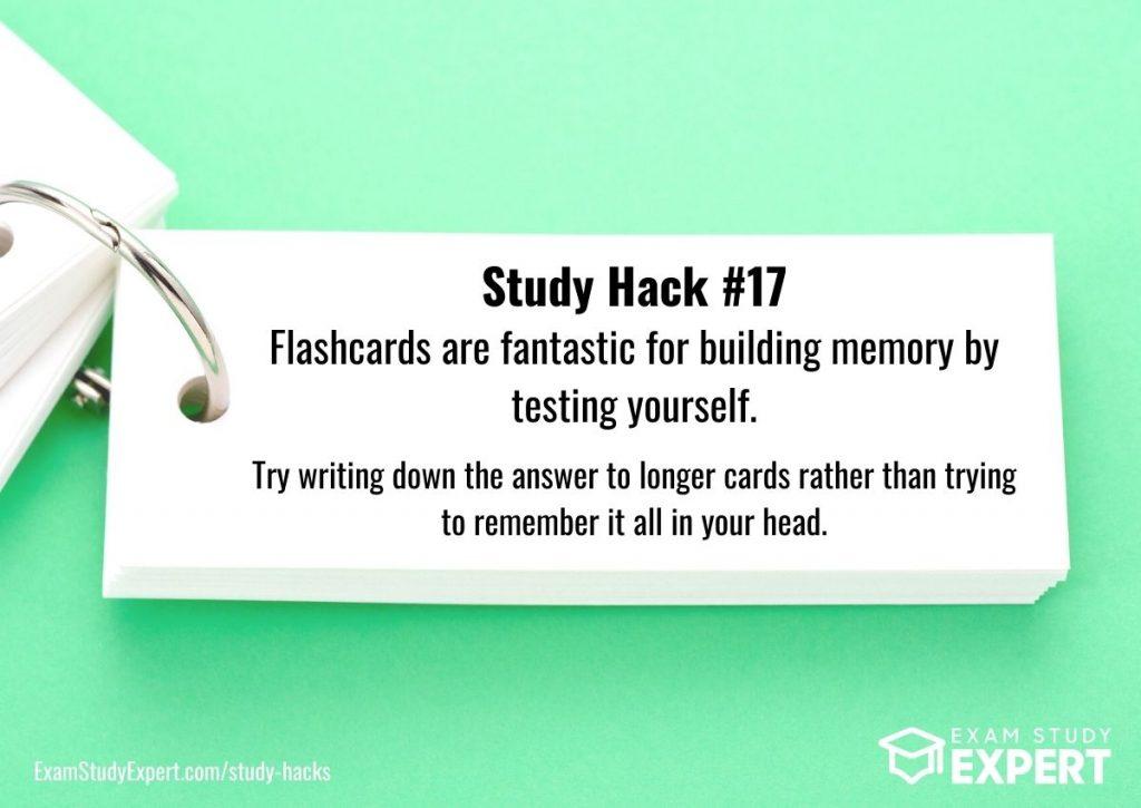 best study hacks